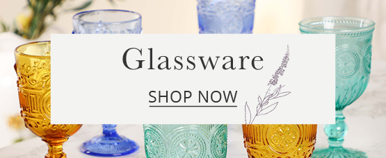 Shop more glassware collection