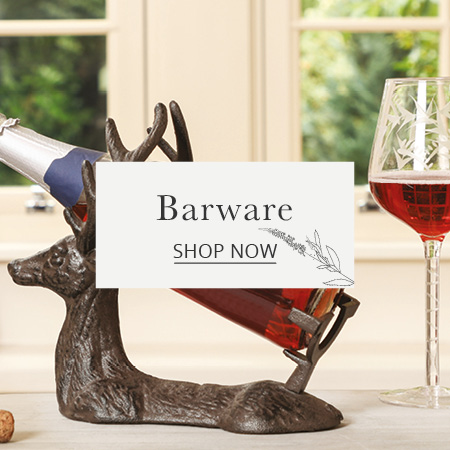 View our barware inspiration collections