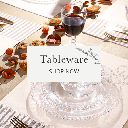 View our tableware inspiration collections
