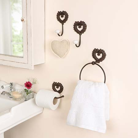 French Style Bathroom Accessories