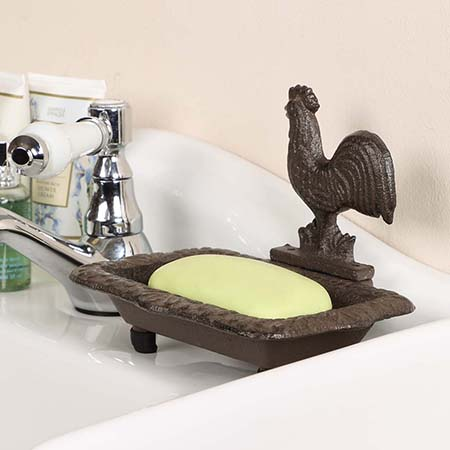 Soaps & Soap Dishes