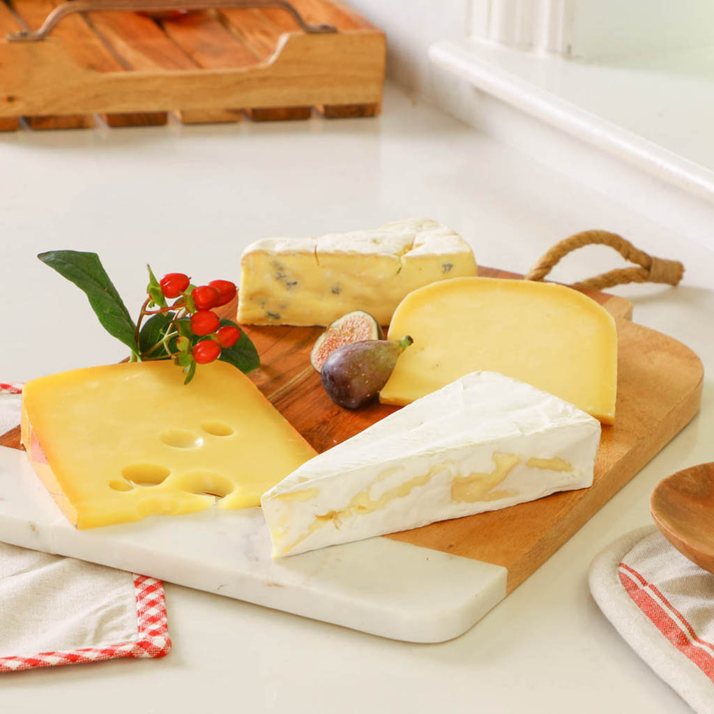 Cheese Boards & Cheese Knives