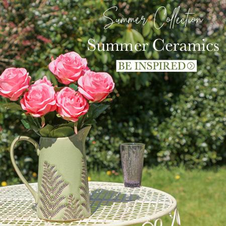 Summer Ceramics