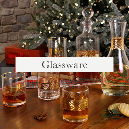 Christmas Entertaining Glassware and Mulled Wine Glasses