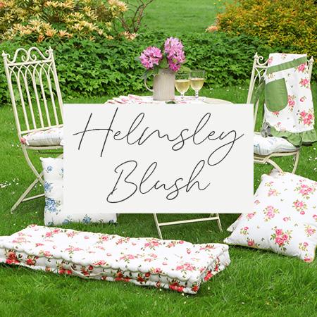 Helmsley Blush Linen