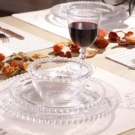 Bella Perle Glassware