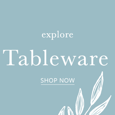 Clearance Tableware