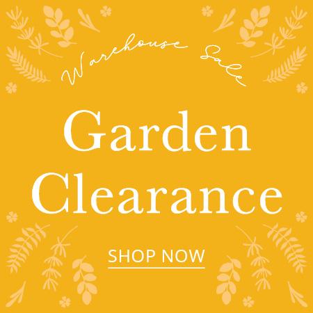 Clearance Garden Accessories