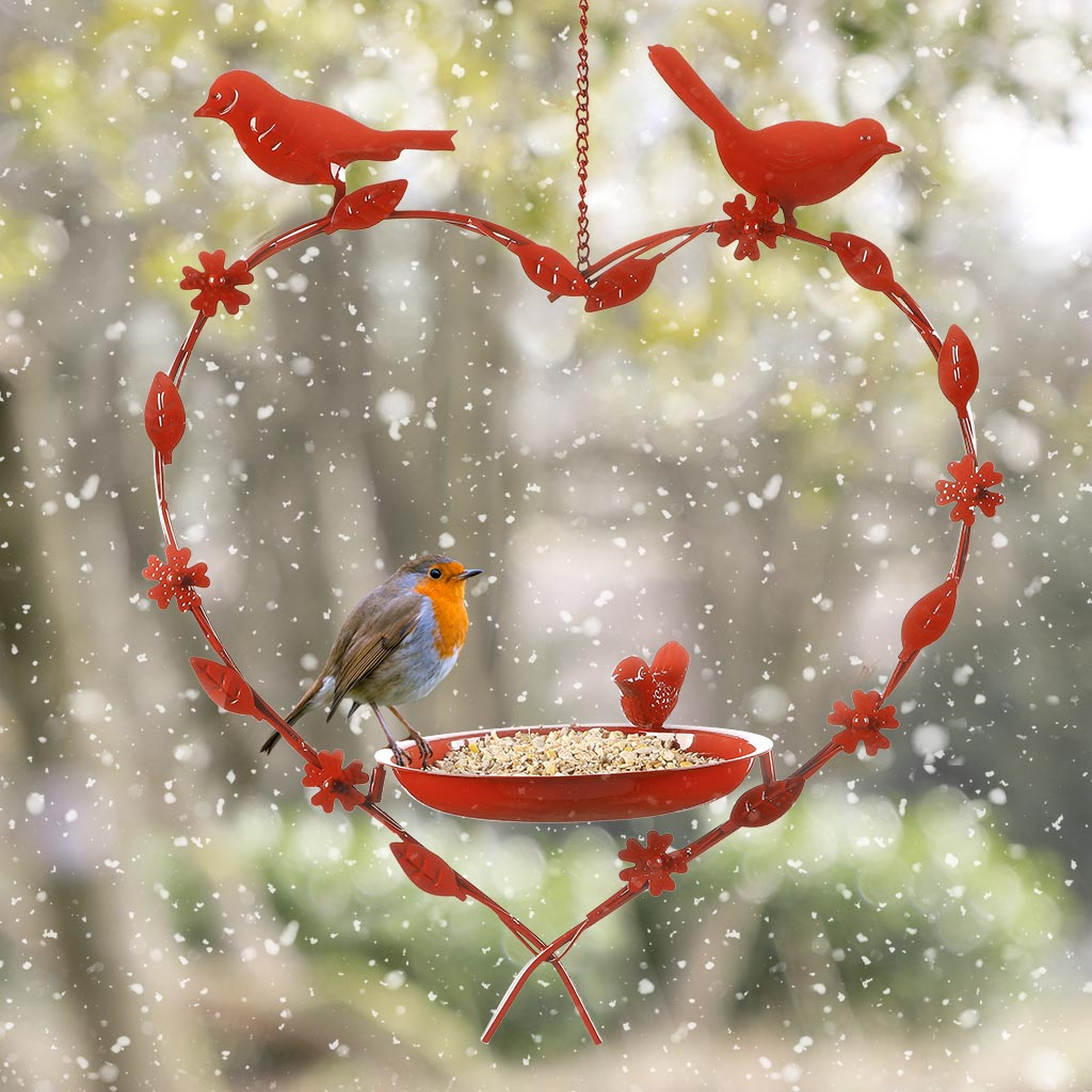 Bird Baths & Bird Feeders