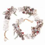 Nordic Christmas Garlands