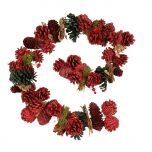 Realistic Artificial Christmas Garland