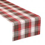 Highland Tartan Table Runner