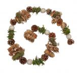Long Woodland Christmas Garland