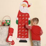 Santa Personalised Advent Calendar