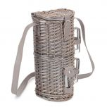 Wicker Champagne Cooler