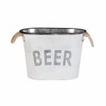 Rustic Beer Bucket