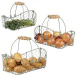 Set of 3 Pick Your Own Fruit Baskets