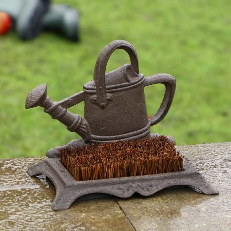 Novelty Country Boot Scraper and Brush