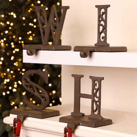 Traditional Christmas Stocking Holder