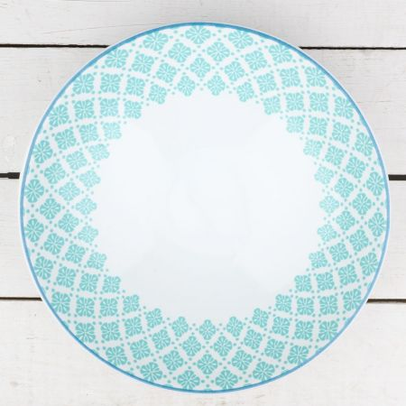 Blue Mosaic Bowl
