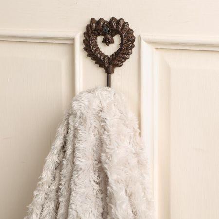 Heart Shaped Wall Hook