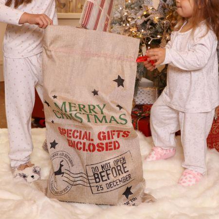 large christmas sacks