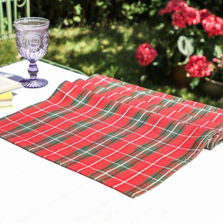 Woodland Garden Alfresco Table Runner
