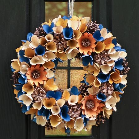 Autumn Wreath Decoration