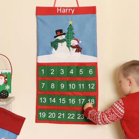 Snowmen Advent Calendar