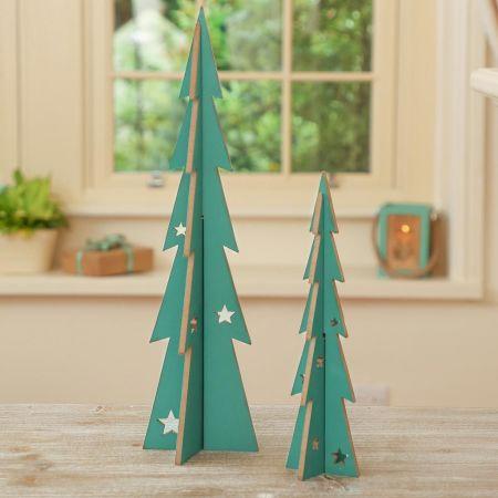 Standing Tree Decorations