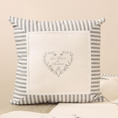 La Maison Bonheur Scatter Cushion with Removable Inner