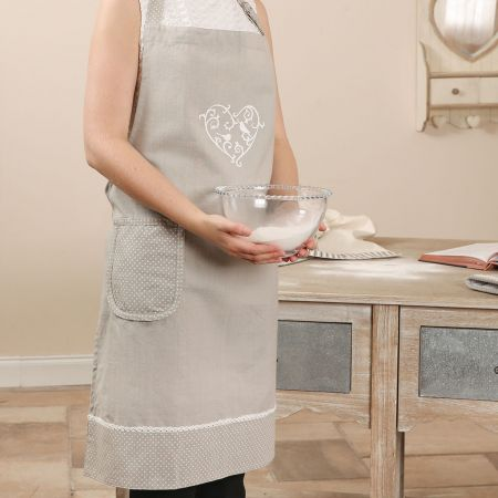 French Country Kitchen Apron