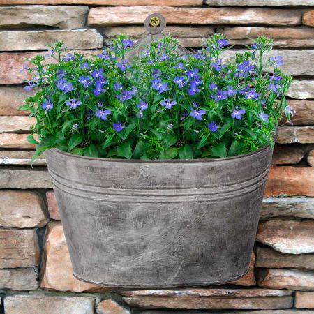 Wall Hanging Herb Basket