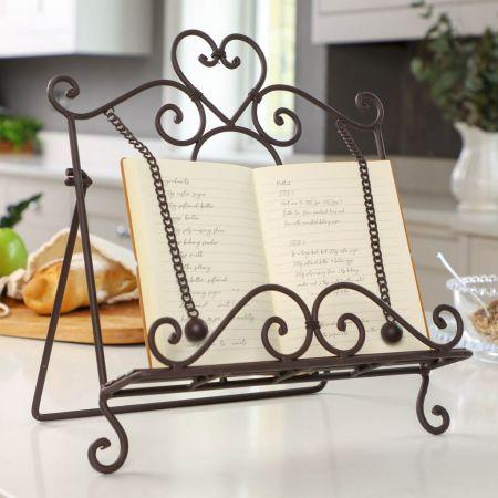 Amelie Farmhouse Cookbook Stand
