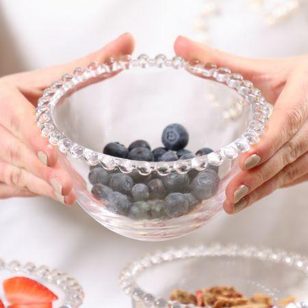 Set of 6 Luxury Bella Perle Dessert Bowls
