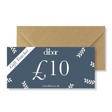 Dibor £10 Gift Voucher