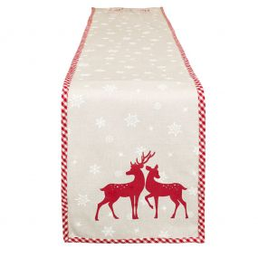 Woodland Deer Table Runner