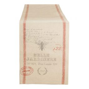 Belle Jardinere French Country Style Table Runner