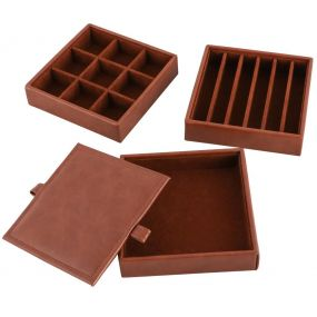 Butler Brown Stackable Jewellery Boxes