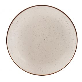Peppered Cream Side Plate