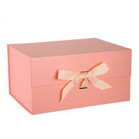 Luxury Extra Deep A4 Presentation Gift Box-Pink