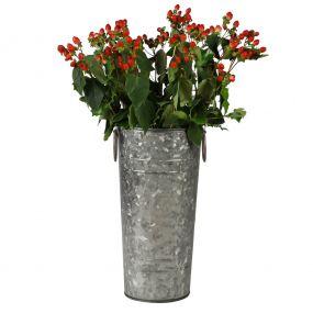 Medium Galvanised Florist's Bucket