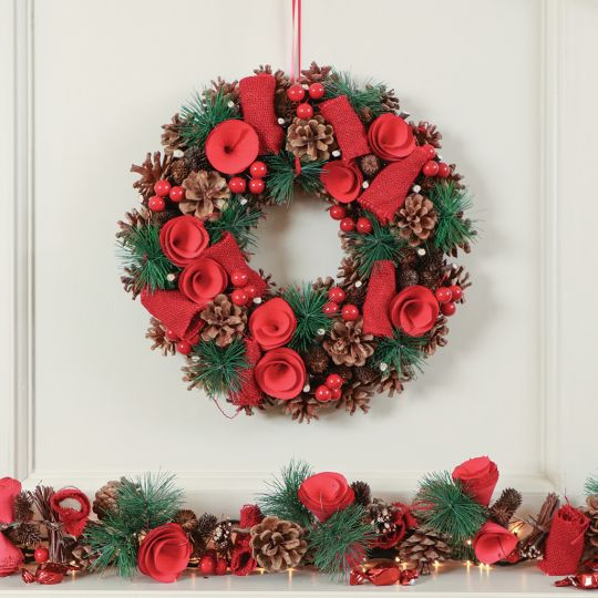 Winter Roses Christmas Collection
