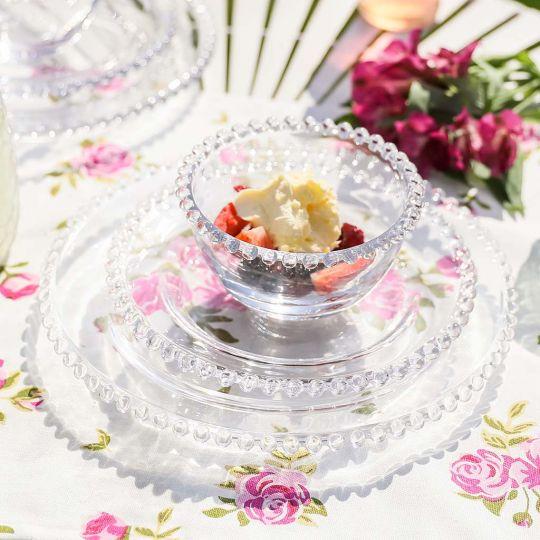 Bella Perle Glass Tableware Range