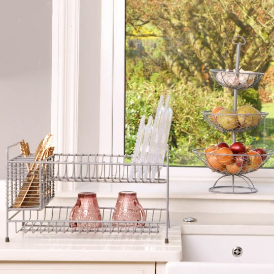 Grey Rustic Kitchen Collection