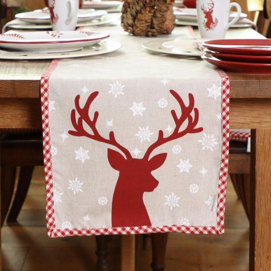 Woodland Stag Tableware