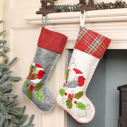 Winter Robin Christmas Collection