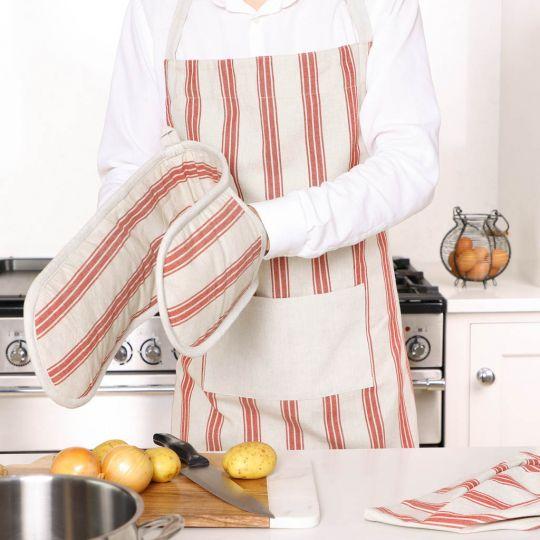 Vintage Cotton Stripe Home Baking Collection