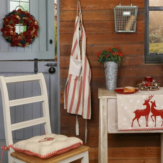 Highland Chalet Dress The Kitchen Collection
