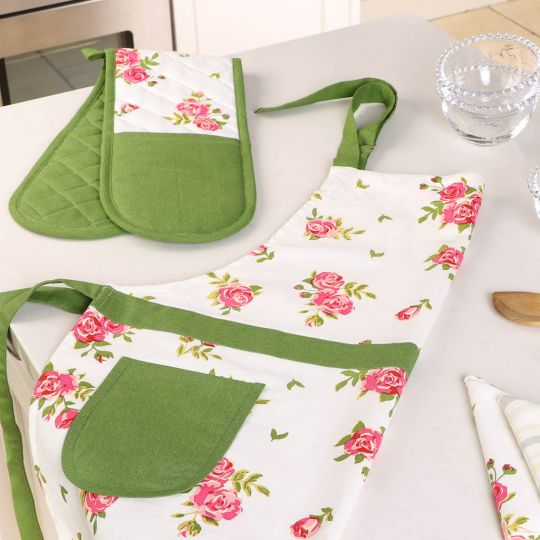 Helmsley Blush Vintage Floral Baking Collection